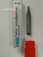 RAISE W101 CARBIDE d2.5х6х40Lx3F (TRIAX)